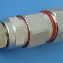 供应-9电缆防水头3节防水,连接器,接头,贯通,F头,通信器材,双通批发