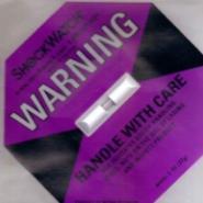 37G紫色防震标签图片