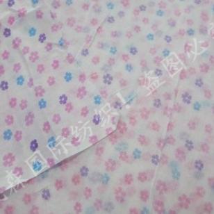 纯棉花布坯布图片