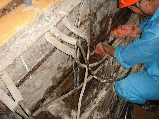 供应仙居电厂电缆沟防水补漏维修公司电话
