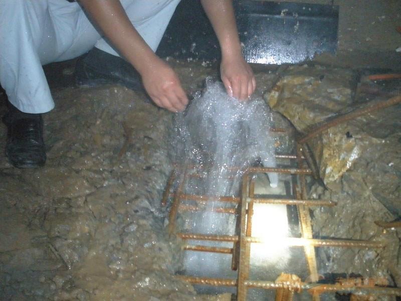 地下室防水堵漏图片|地下室防水堵漏样板图|地