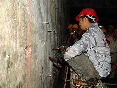 供应低价承包平顶山市地下室堵漏工程