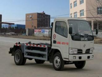供应国四东风福瑞卡车厢可卸式垃圾车