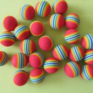 和兴EVA玩具球、EVA彩虹球图片