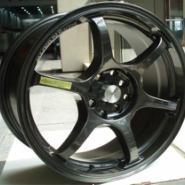 17寸汽车改装轮毂福克斯图片