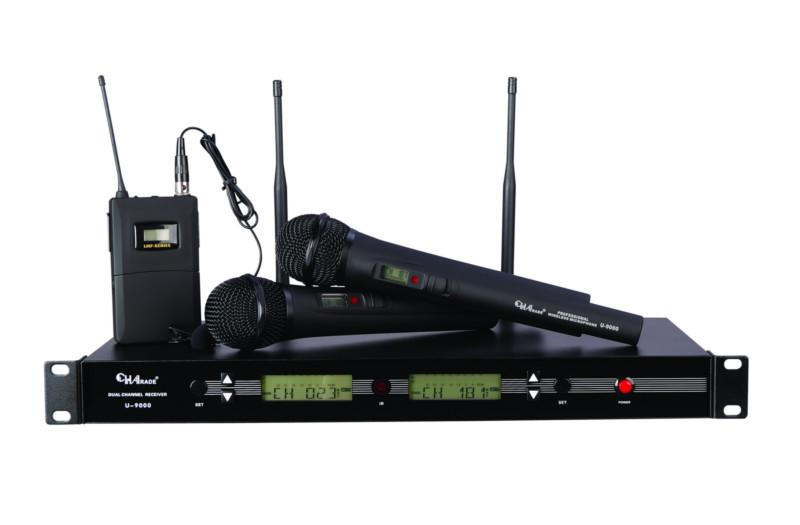 无线拾音器图片 无线拾音器样板图 CHArade无线拾音器...