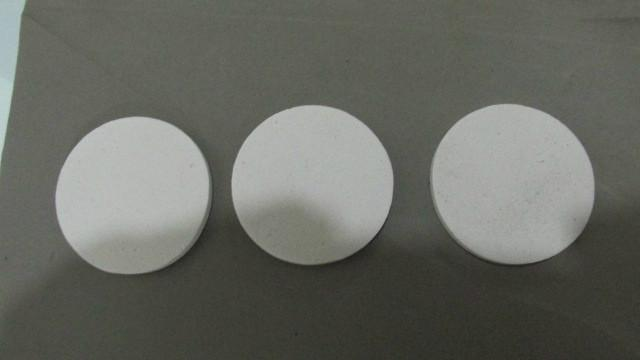 供应白色EVA粘胶海绵胶贴
