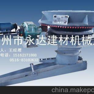 石灰窑顶撒料机设备/立窑自动撒料图片