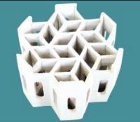 供应微孔陶瓷规整填料(轻瓷)