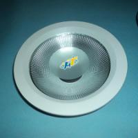 供应8寸集成COB压铸筒灯外壳-网络新款COB外壳-全球外壳报价