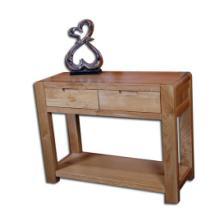 供应新中式家具实木玄关台简约门厅
