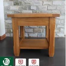 供应美式简约风格时尚柞木纯实木灯桌欧式风格宜家特价小茶几床头柜批发