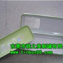 生产学生文具铁盒/双层铅笔铁盒/精美双层笔盒卡通双层文具盒