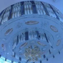 供应中山低压灯厂家 吸顶灯客厅灯价格 LED客厅卧室灯图片 图片