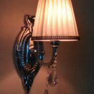欧式时尚壁灯具客厅卧室灯门厅壁灯图片