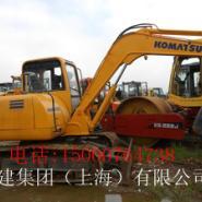 安庆出售8成新小松PC128-8液压挖机图片