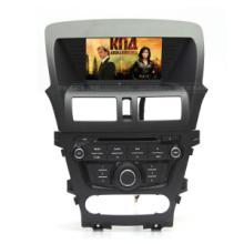 供应奔腾X80原厂DVD车载导航仪一体机