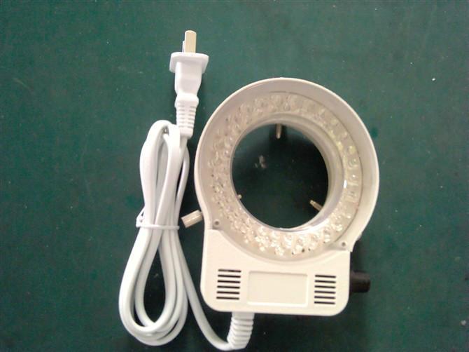 东莞高精度、低价位的48颗LED可调环形光源连体显微镜,首选中亚仪器