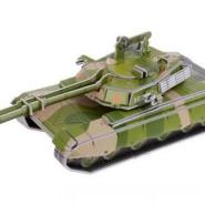 绿色坦克图片