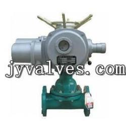 供应電動襯膠隔膜閥G941J-16P/10P