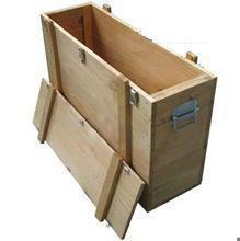 供应绿色环保木箱