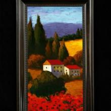 供应花卉油画