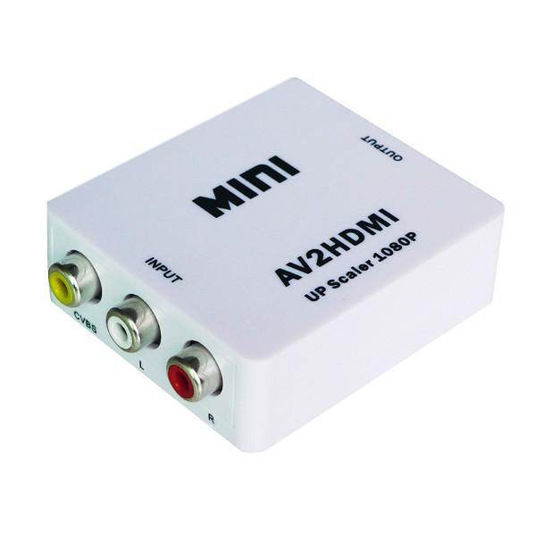 供应AV转HDMI转换器批发价
