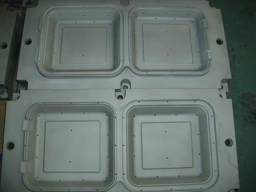 供应餐盒喷涂铁氟龙