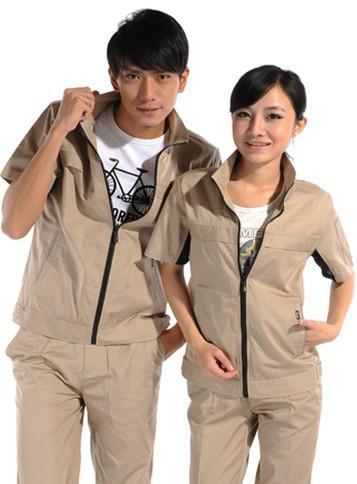 白云区龙归工厂工衣定制 龙归纯棉工服定做 龙归夹克衫工装订做