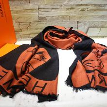 供应Hermes羊绒真丝围巾