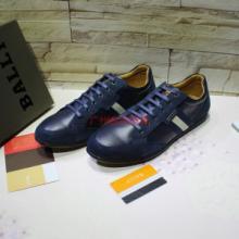 BALLY新款热卖男士休闲鞋巴利简约时尚板鞋8011-1-5批发