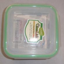 供应保鲜盒韩国GLASSLOCK钢化玻璃保鲜盒720ml清仓特价