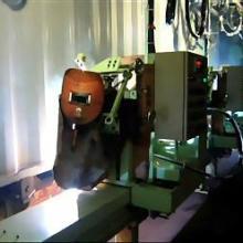 供应车辆箱体侧板焊机  焊缝跟踪自动焊机