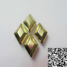 供应金属爪珠方形爪钉金属爪扣