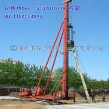 供应混凝土预制管桩锤击打桩机/打桩机参数/履带式桩机/桩架价格图片