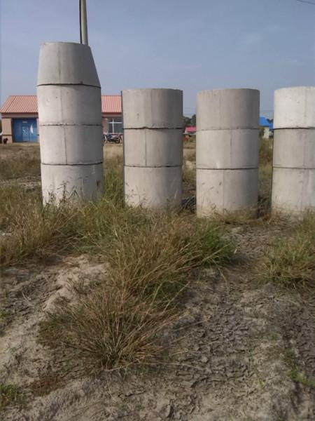 克山专业方形钢筋混凝土预制化粪池图片