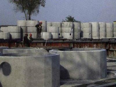 大庆钢筋混凝土预制化粪池检查井图片