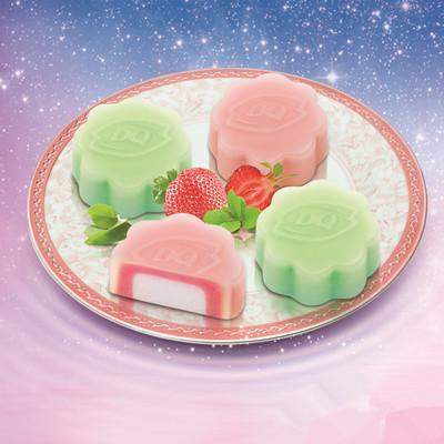 冰激凌月饼 元祖冰激凌月饼 哈根达斯冰激凌月饼