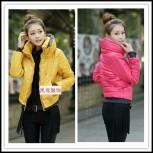 冬季棉衣外套便宜批发中长款女装加图片