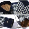 冬季加厚保暖内衣厂家低价批发衬衣图片