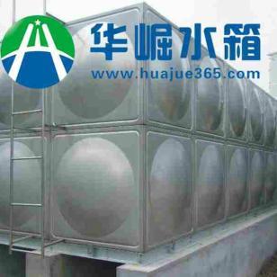 湖南不锈钢大型水箱图片