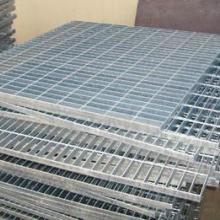 供应银川网格板生产厂 供货钢格板厂 镀锌钢格板供货厂
