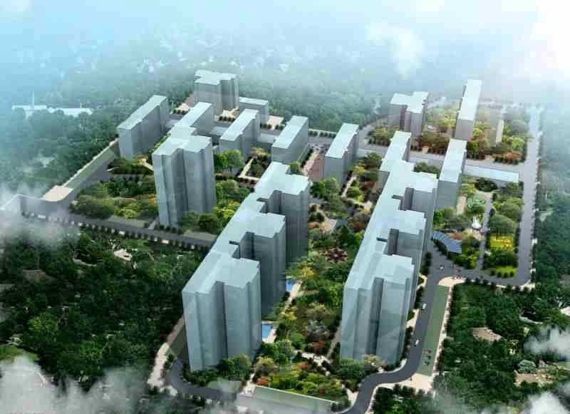 潍坊建筑设计.
