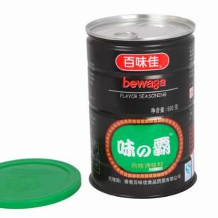 1千克鸡粉罐马口铁食品罐图片