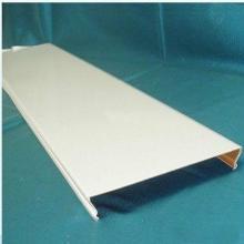 供应300面铝条扣,延安冲孔铝方板汉中异形铝单板榆林U槽方通SR铝挂