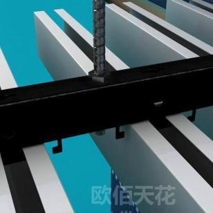 木纹铝方通规格及价格图片