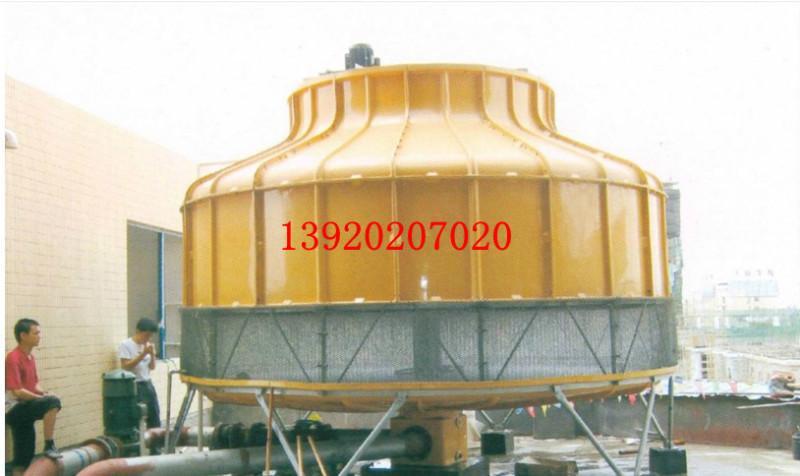 供应天津塘沽冷却塔175吨位圆塔