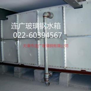 天津玻璃钢模压水箱价格图片