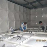 天津塘沽玻璃钢水箱图片