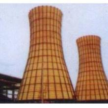 供应天津自然通风玻璃钢冷却塔 批发